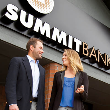 Summit Bank: Advertising